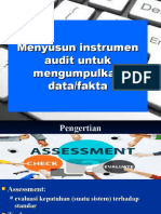 Instrumen Audit