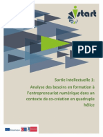 ANALYSE DES BESOINS EN FORMATIONS