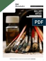 Monográfico Bellas Artes