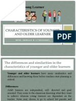 Characteristics of younger and older learner.pptx