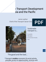 James Leather_Sustainable-Transport-in-Asia-CAREC-April-2018-1