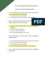BALOTARIO PREGUNTAS DESARROLLADAS. CONCURSO SUNAFIL 2020.pdf