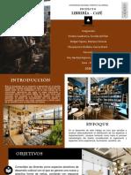 Proyecto Librería Café - Final