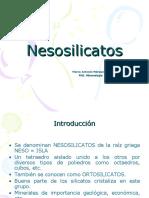CLASE 19. Nesosilicatos.ppt