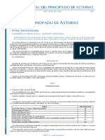 Asturias - Normativa de Pesca Continental 2021