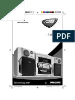 Philips FW-C380