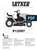 Partner P12597 Manual
