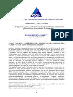 Présentation complète FNAC DARTY (FR) - par C. DELLACHERIE