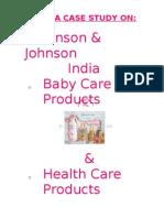 johnson n johnson case study