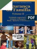Cuidados no lar - Volume II Sala, Quarto e Corredor