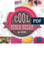 Cool Punch Needle for Kids - (Cool Fiber Art) Alex Kuskowski -.pdf