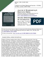 Socially mediated publicness- Boyd et al