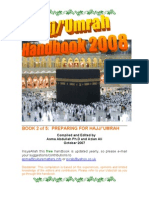 Hajj & Umrah Handbook (2008) - Book 2 of 5