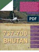 737-700_Tech_Demonstration_Flights_In_Bhutan