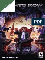 PC SR4 Manual GER