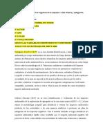 ANTECEDENTES NACIONALES GOMEZ CHAGUA