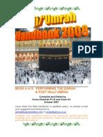Hajj & Umrah Handbook (2008) - Book 4 of 5