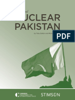 Readings 22 - Nuclear Politics in South Asia