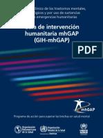 El manejo clínico de los trastornos mentales, neurológicos y por uso de sustancias en las emergencias humanitarias.pdf