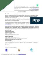 01 Nival Tech MEP consultants Profile Jan 201
