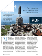 SAUNDERS - The Dawn of Modern Conflict Archaeology.pdf