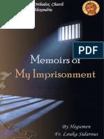 Memoirs of my imprisonment (Fr Louka Sidarous)
