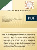 Clase orientadora competencias profesionales .ppt