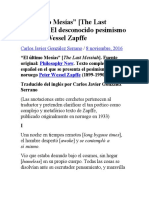 _El Ultimo Mesias Peter Wessel Zapffe.docx
