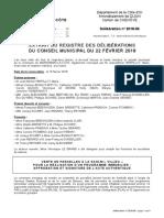 Approbation et Signature Acte de vente officiel  -  FRA