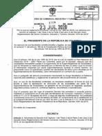 NO OPERATIVIDAD DECRETO 1068 DEL 23 DE JULIO DE 2020.pdf
