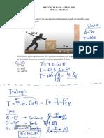 CLASE 4 Física - Trabajo