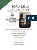 HISTORIA DE LA ODONTOLOGÍA 3
