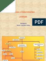 2. Matrices y Determinantes-1