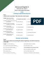 Exercises for Task 4.doc