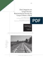 De Las Categorías A Los Grupos Sociales Representaciones Sociales de Los Grupos Urba y Rural.pdf