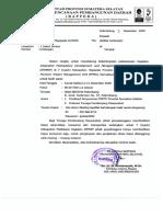 Undangan Rapat Finalisasi PSETK dan Evaluasi TPM