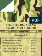 1. Struktur RSPAD