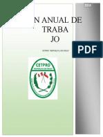 PPPLAN ANUAL DE TRABAJO-CHILE 2018