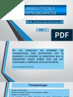 ANSIOLITICOS HIPNOTICOS