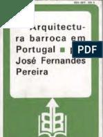 bb103_ARQUITECTURA BARROCA EM PORTUGAL