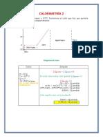 CALORIMETRIA 2 - ELMER JARA - IVB