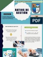 RATIOS DE GESTIÓN