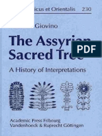 (Orbis Biblicus et Orientalis (Book 230)) Mariana Giovino - The Assyrian Sacred Tree_ A History of Interpretations-Vandenhoeck & Ruprecht (2007).pdf