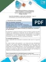 Guia Caso 5 - Consolidación de la Normatividad Farmacéutica