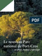 Le nouveau Parc national de Port-Cros, un projet d'avenir à partager