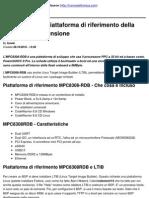 MPC8308-RDB ma Di to Della Freescale - Recensione - 2010-10-26