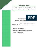 M26_Système électrique commandé par API GE-TE