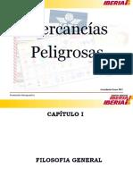Presentación Mercancías Peligrosas 2012