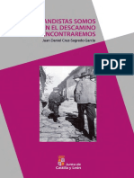 Contrabandistas somos (y en el descamino nos encontraremos), J.D. Cruz-Sagredo (2010)