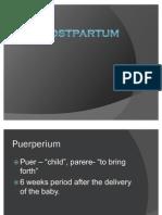 Postpartum final